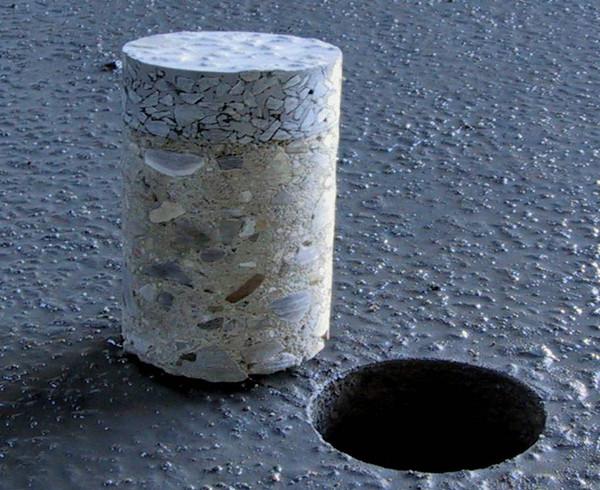 проба бетон
